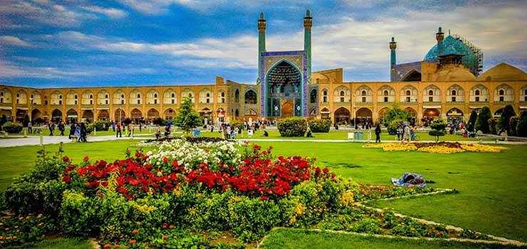اصفهان لحظه آخری و ارزان